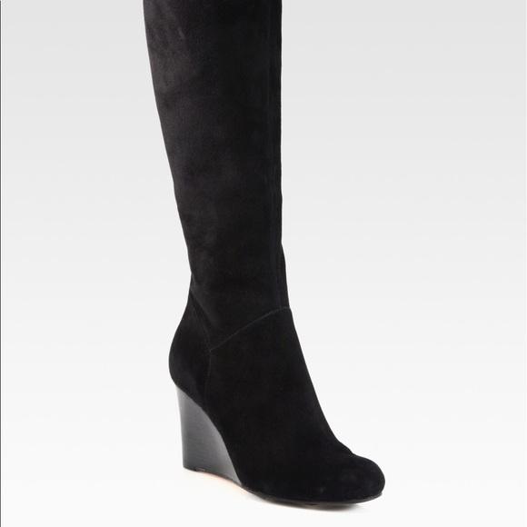 37 cole haan shoes nwot cole haan cora wedge boot