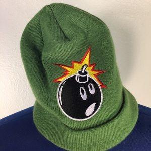 The Hundreds Other - The Hundreds Adam Bomb Green Beanie