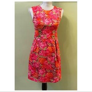 MK Floral Dress