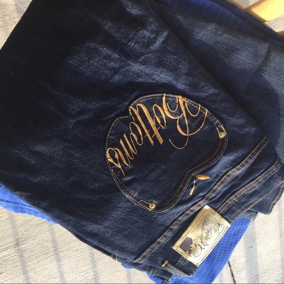 760b5d26037 Apple Bottoms Denim - Apple 🍎 bottom jeans