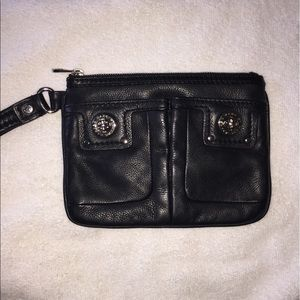 Marc Jacobs Handbags - Marc by Marc Jacobs black leather Wristlet