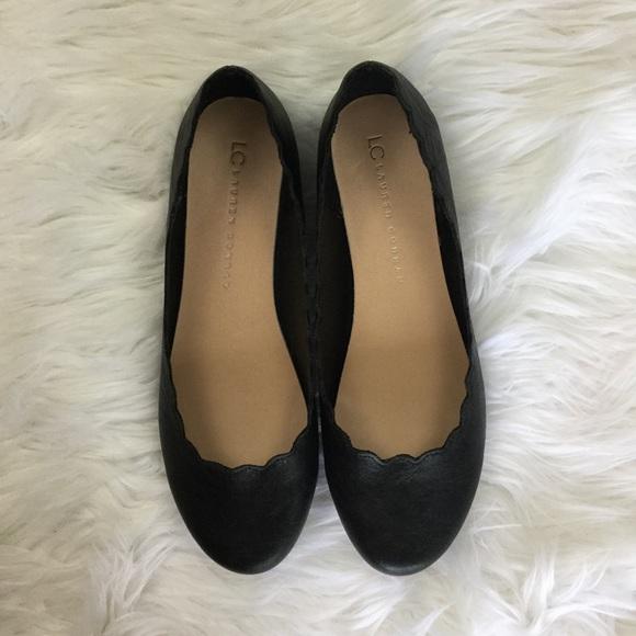 LC Lauren Conrad Shoes   Lc Lauren Conrad Black Ballet