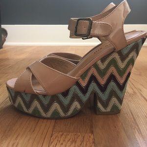 Shoes - Platform wedges