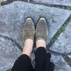 Ariat Shoes - Ariat Western mules