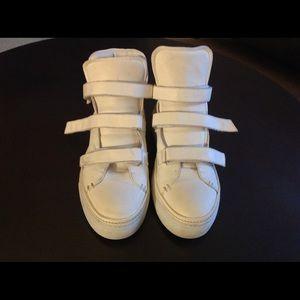 Ann Demeulemeester Shoes - Ann Demeulemeester High Top Trainers