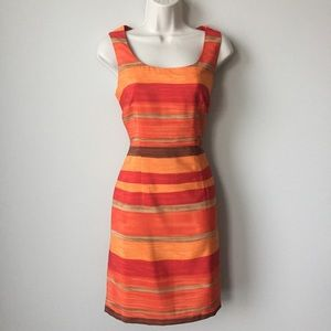 Jessica Howard Dresses & Skirts - Jessica Howard Stripped Multicolored Dress