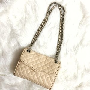 Rebecca Minkoff Mini Quilted Affair Leather Bag