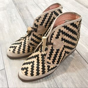 80%20 Shoes - SALE!80%20 HIDDEN WEDGE PONY HAIR/LEATHER BOOTIES