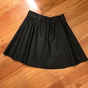 c121fd041a Club Monaco Skirts - Club Monaco Lyn Faux leather skirt