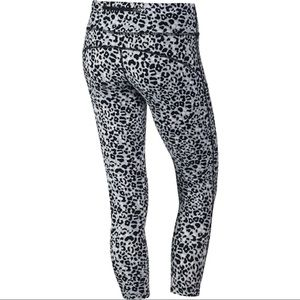Nike Pants - Nike cheetah print tights. NWT!! Size medium