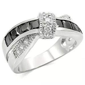 Jewelry - Simulated black onyx ring