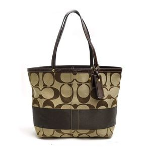 Coach Handbags - Authentic Tote Coach Bag