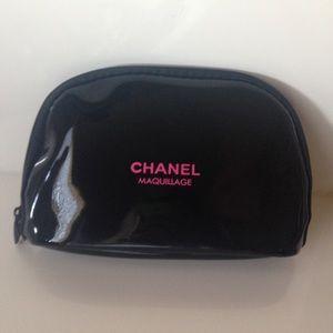 CHANEL Handbags - Chanel makeup bag