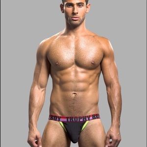 Andrew Christian Other - Andrew Christian Trophy Boy Thong Sz M