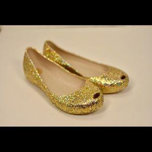 Melissa Other - Melissa Glitter Ultragirl Slip On Shoe Size 1