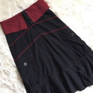 Dzhavael Couture Skirt