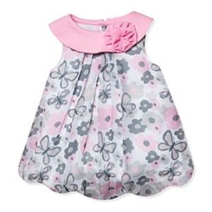 Baby Essentials Other - Butterfly bubble romper