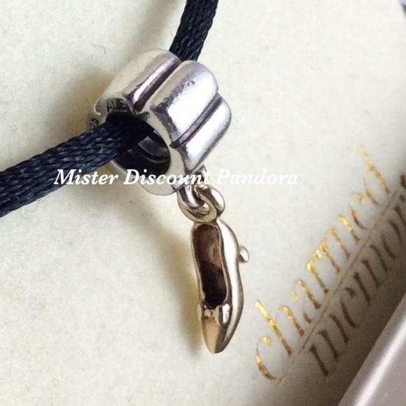 c02abf3c1 ... Pandora Jewelry - 👠Pandora Retired 14k Gold Stiletto Shoe Charm ...