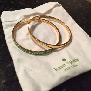 kate spade Jewelry - Kate Spade set of bangles
