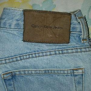 Calvin Klein Jeans Denim - Vintage Calvin Klein high waisted Jeans