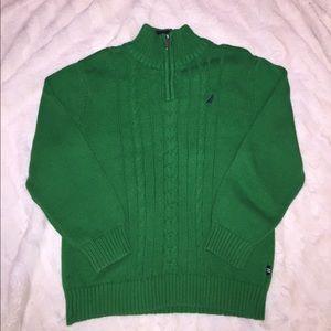Nautica Other - Nautica Boys Green Pullover