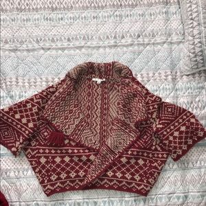 CAbi Nortic Knit Sweater