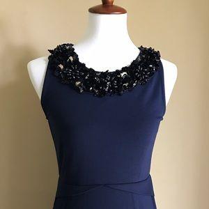 Boden Dresses & Skirts - { Boden } Embellished Neckline NWT