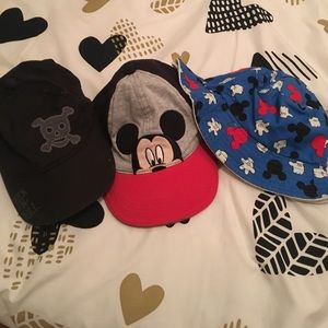 Other - Toddler Mickey Mouse hats