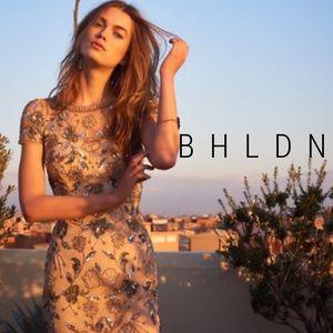 Adrianna Papell Dresses & Skirts - Adrianna Papell BHLDN Cecelia sequin formal dress