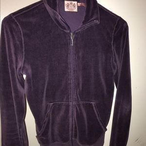 Juicy Couture Velour Jacket Small