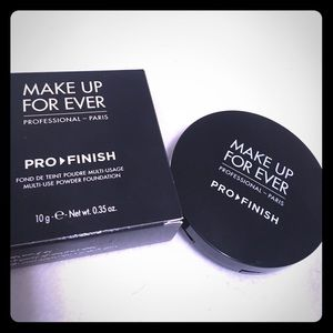 Makeup Forever Other - Make Up For Ever Pro Finish Multi-use powder