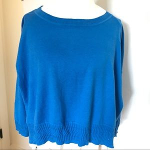 Margaret O'Leary Sweaters - Margaret O'Leary light cotton knit top, NWOT
