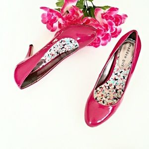 Madden Girl Shoes - !Just In! Madden Girl Haute Hot  Pink Pumps