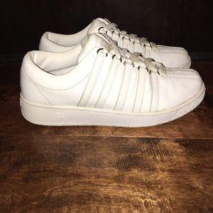 K-Swiss Shoes - K-SWISS Classic Leather women's Sz 9