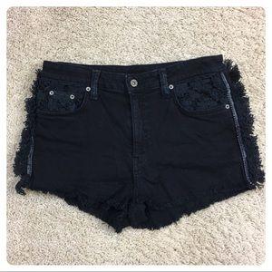 Carmar Pants - Carmar fringe shorts for LF