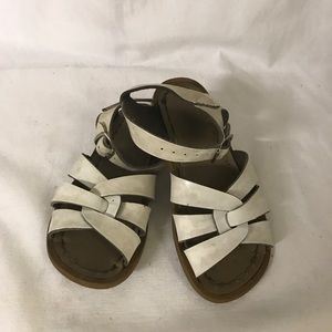 Salt Water Sandals by Hoy Other - Saltwater sandals kid size 9