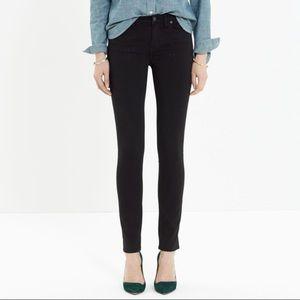 Madewell Denim - Like new Sateen skinny jeans