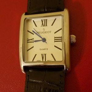 Peugeot Accessories - Peugeot Women's Tank Watch
