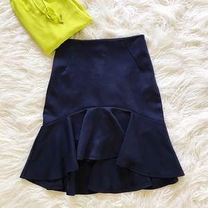 Trend: Ruffle Frill High-low Skirt
