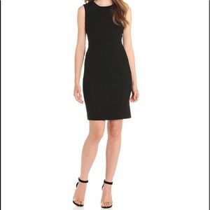 Calvin Klein Sheath Dress .