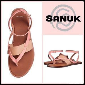 Sanuk Shoes - JUST IN 🆕 YOGA LEATHER SANDAL