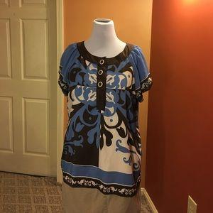 Nicole by Nicole Miller Tops - 🇺🇸MEMORIAL DAY SALE🇺🇸Nicole Miller dress top