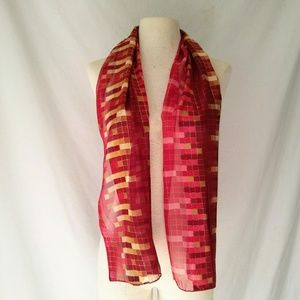 2for1 VIBRANT Silky Head/Neck Scarf
