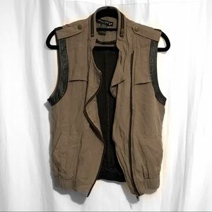 Jackets & Blazers - Military inspired vest