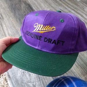 Miller Genuine Draft Other - Vintage Miller Genuine Draft