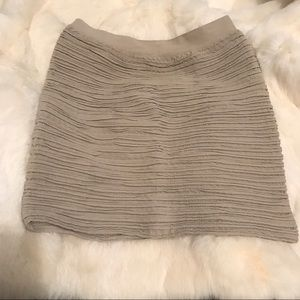 Dresses & Skirts - Bundle! Tan & black mini skirts