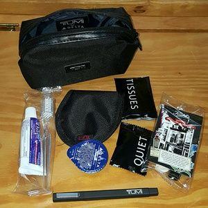 TUMI Other - TUMI mini Pouch Travel kit