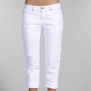 Joe's Jeans Denim - Joes jeans the ex-lover white jeans