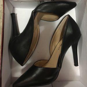 Breckelles Shoes - Black pumps 👠 🖤🖤🖤