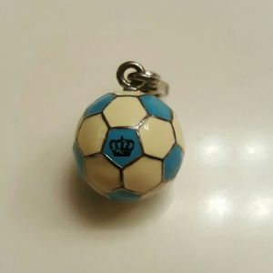 Juicy Couture Soccer Charm